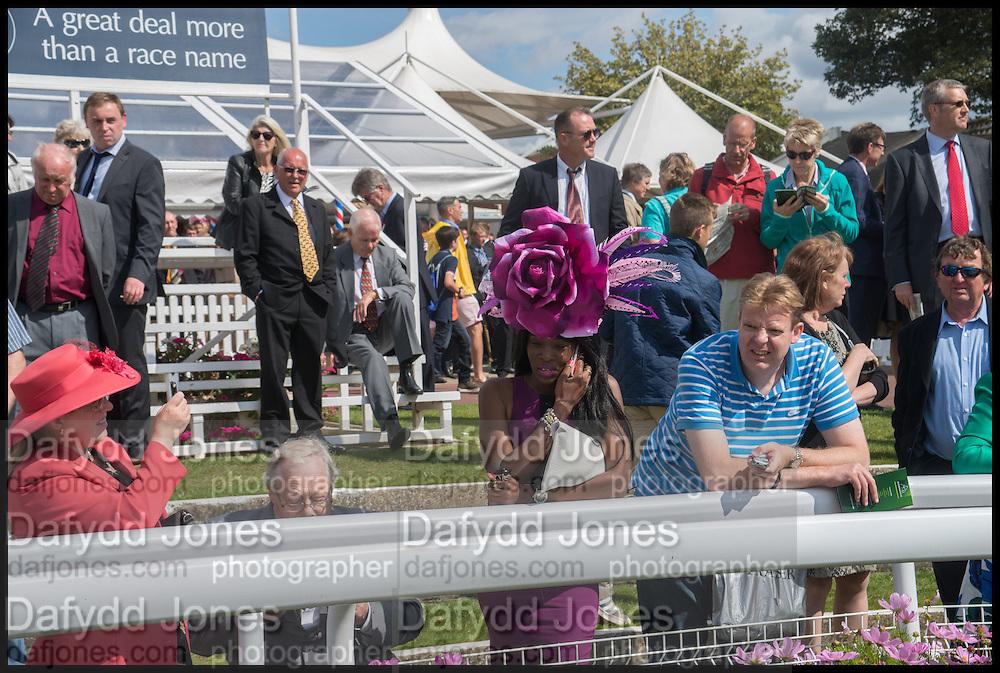 CAFOLIN CAMPBELL, Ebor Festival, York Races, 20 August 2014