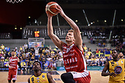 Mockevicius Egidijus<br /> FIAT Torino - Victoria Libertas Pesaro<br /> Lega Basket Serie A 2018-2019<br /> Torino 12/05/2019<br /> Foto M.Matta/Ciamillo & Castoria