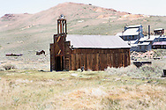 Ghost Town fire house