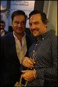 MICHAEL SHARKEY; JEFFREY WALKOWIAK, Dinosaur Designs launch of their first European store in London. 35 Gt. Windmill St. 18 September 2014