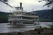 Riverboat, Fairbanks, Alaska<br />