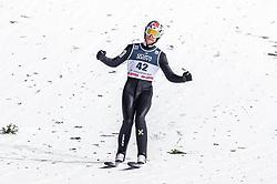 20.01.2019, Wielka Krokiew, Zakopane, POL, FIS Weltcup Skisprung, Zakopane, im Bild Robert Johansson (NOR) // Robert Johansson of Norway during the FIS Ski Jumping world cup at the Wielka Krokiew in Zakopane, Poland on 2019/01/20. EXPA Pictures © 2019, PhotoCredit: EXPA/ JFK