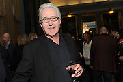 PETER MOMFORD, Party following the Theatre Royal press night performance of The Lion in Winter , The Institute of Directors. London. 15 November 2011. <br /> <br />  , -DO NOT ARCHIVE-© Copyright Photograph by Dafydd Jones. 248 Clapham Rd. London SW9 0PZ. Tel 0207 820 0771. www.dafjones.com.