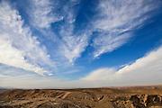 Desert Landscape, Photographed in Casui, Negev, Israel