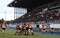 Rugby Union - 2021 Greene King IPA Championship - Saracens vs Ampthill - StoneX Stadium<br /> <br /> Fans look on.<br /> <br /> COLORSPORT