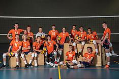 20191217 NED: Photoshoot selection of Orange  Youth Boys, Arnhem