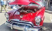 at the Huntington beach car show March 2016
