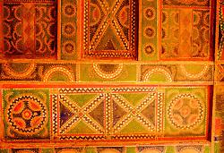An ornamental door in the Kasbah de Taourirt, Ouarzazate<br /> <br /> (c) Andrew Wilson | Edinburgh Elite media