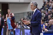 DESCRIZIONE : Eurocup 2015-2016 Last 32 Group N Dinamo Banco di Sardegna Sassari - Cai Zaragoza<br /> GIOCATORE : Marco Calvani<br /> CATEGORIA : Allenatore Coach<br /> SQUADRA : Dinamo Banco di Sardegna Sassari<br /> EVENTO : Eurocup 2015-2016<br /> GARA : Dinamo Banco di Sardegna Sassari - Cai Zaragoza<br /> DATA : 27/01/2016<br /> SPORT : Pallacanestro <br /> AUTORE : Agenzia Ciamillo-Castoria/L.Canu