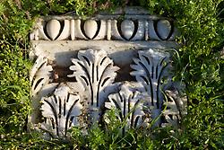 Hierapolis Fallen Architecture