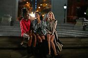 DeWanda Wise, Gina Rodriguez, Brittany Snow