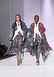 Johannesburg 251018 Day 3 of the 21st SA Fashion week is taking place in Sandton North of Johannesburg.BRICS countries designers show cased their work.Photo Simphiwe Mbokazi/African News Agency ANA 34