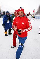OL 2006 Langrenn 15 km menn 17.02.06 <br />Pragelato Plan<br />Foto: Sigbjørn Hofsmo, Digitalsport<br /><br />Smøresjef Terje Langli