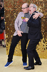 © Licensed to London News Pictures. 29/06/2016. ADE EDMONSON  and BEN ELTON attend the ABSOLUTELY FABULOUS world film premiere. London, UK. Photo credit: Ray Tang/LNP