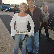 Premiere de la Guarda Amsterdam, Inge Iepenburg en Wim Rijken