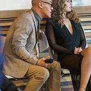 NLD/Rotterdm/20190107 - Presentatie Best of Broadway, Stanley Burleson met Tessa van Tol
