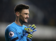 Tottenham's Hugo Lloris in action during the Premier League match at White Hart Lane Stadium, London. Picture date December 18th, 2016 Pic David Klein/Sportimage
