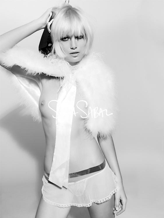 Eugenia Kuzmina by Seth Sabal