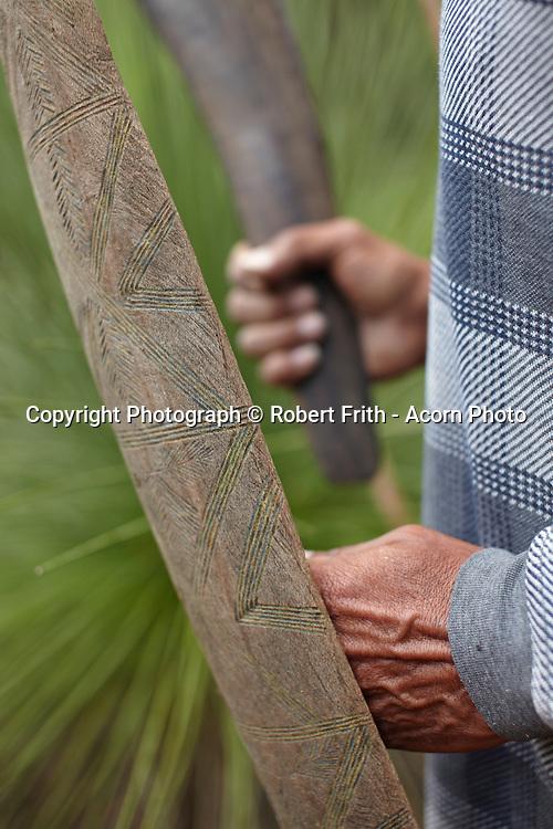 Bill Webb, cultural manager of the Wardan Aboriginal Centre<br /> Injidup Springs Road