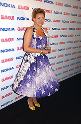 CHARLOTTE CHURCH at the 2006 Glamour Women of the Year Awards 2006 held in Berkeley Square Gardens, London W1 on 6th June 2006.<br /><br />NON EXCLUSIVE - WORLD RIGHTS