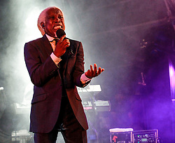 Pictured: Soul superstar Billy Ocean headlines the 2nd night of Party at the Palace iin Linlithgow. Andrew West/ EEm