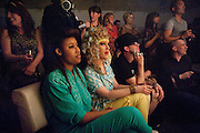JUDGES; V.V. BROWN; JODIE HARSH; PEROU. INTRODUCING STYLE BATTLING. , House of Diehl's Style Wars: A  style battle between LondonÕs  designers.  Proud Camden, Stables Market, Chalk Farm Road, London<br /> 27th May 2009<br /> JUDGES; V.V. BROWN; JODIE HARSH; PEROU. INTRODUCING STYLE BATTLING. , House of Diehl's Style Wars: A  style battle between London?s  designers.  Proud Camden, Stables Market, Chalk Farm Road, London<br /> 27th May 2009