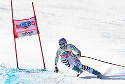 05.03.2011, Pista di Prampero, Tarvis, ITA, FIS Weltcup Ski Alpin, Abfahrt der Damen, im Bild Maria Riesch (GER) // Maria Riesch (GER)during Ladie's Downhill FIS World Cup Alpin Ski in Tarvisio Italy on 5/3/2011. EXPA Pictures © 2011, PhotoCredit: EXPA/ J. Groder