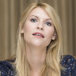 July 29, 2013 - Hollywood, California, U.S. - BEVERLY HILLS, CA - JULY 29: Portrait of Claire Danes promoting 'Homeland' at the Peninsula Hotel on July 29, 2013 in Beverly Hills, California. (Credit Image: © Armando Gallo via ZUMA Studio)