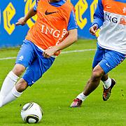 AUS/Seefeld/20100529 - Training NL Elftal WK 2010, Demi de Zeeuw