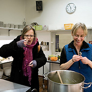 Rumlepotten Community, Aarhus, Denmark, February 11, 2010. <br />