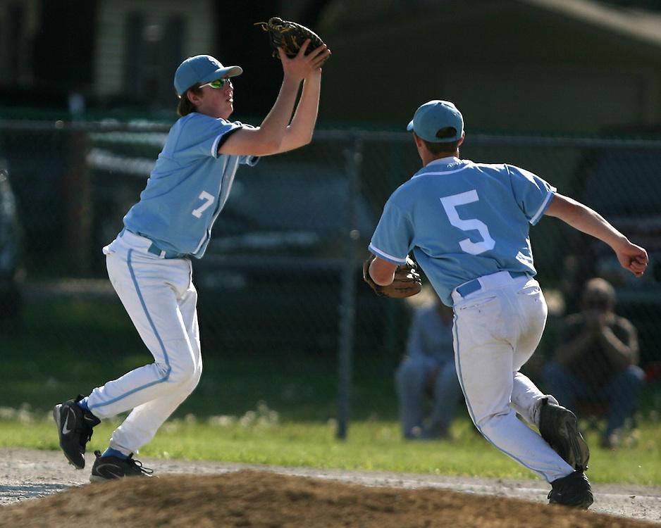 St. Joe Junior Varsity Baseball 2008. St. Joe vs. Clay.