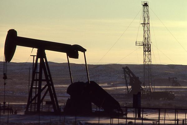 Oil & Gas Pump Jacks