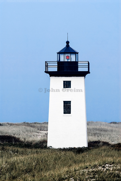 Wood End Lighthouse, Long Point, Provincetown, Cape Cod, Massachusetts, USA