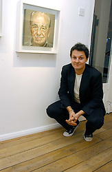 Artist JONATHAN YEO at an exhibition of his portrait paintings held at Eleven, 11 Eccleston Street, London SW1 on 16th February 2006.<br /><br />NON EXCLUSIVE - WORLD RIGHTS