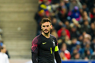Hugo Lloris (fra) during the International Friendly Game football match between France and Colombia on march 23, 2018 at Stade de France in Saint-Denis, France - Photo Pierre Charlier / ProSportsImages / DPPI