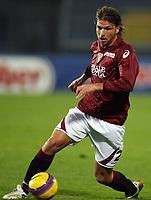 """Empoli (Fi) 25/11/2007 Stadio """"Carlo Castellani"""" Campionato Serie A 13¡ giornata Empoli F.C.- Torino F.C.<br /> Paolo Zanetti<br /> Empoli e Torino 0-0.<br /> Photo by Gianni Nucci/Insidefoto"""