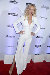 Rose Bertram attends Sports Illustrated Swimsuit 2017 NYC launch event at Center415 Event Space on February 16, 2017 in New York City, NY, USA. Photo by Dennis Van Tine/ABACAPRESS.COM