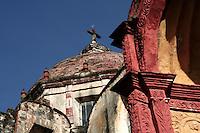 Cuernavaca Cathedral Dome