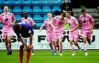 Fotball<br /> Tippeligaen<br /> Ullevål Stadion 07.08.11<br /> Vålerenga VIF - Sogndal<br /> Ørjan Hopen feirer sin utligning<br /> <br /> Foto: Eirik Førde