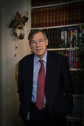 François Heisbourg, French economist, Author of La Fin du rêve européen, Chairman of the Council of the International Institute for Strategic Studies (IISS), François Heisbourg (1949), london, president of the Geneva Centre for Security Policy - GCSP and advisor of the Foundation for Strategic Research.