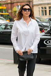 24/06/2019. London, UK. Zamira Hajiyeva arrives at Westminster Magistrates Court in London for an extradition hearing on moves to extradite her to Azerbaijan, where she is wanted on two charges of embezzlement. Hajiyeva was the subject of the UK's first unexplained wealth order (UWO) after spending £16m in Harrods department store. Photo credit: Vickie Flores/LNP