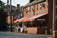 Middleton Tavern, Historic Downtown Annapolis Maryland MD USA