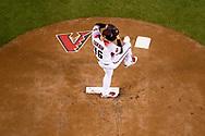 PHOENIX, AZ - MARCH 29: The D-backs defeat the Rockies 8-2. (Photo by Sarah Sachs/Arizona Diamondbacks)
