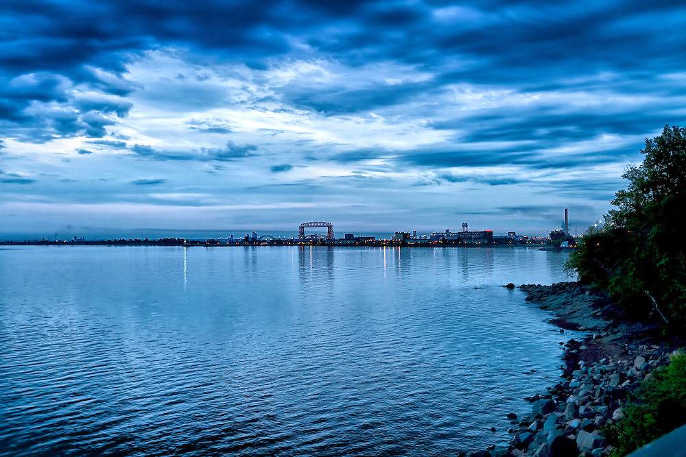 Duluth is a port city in the U.S. state of Minnesota and is the county seat of Saint Louis County and is the fourth largest city in Minnesota.