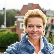 NLD/Amsterdam/20150903 - Talkies Terras Lunch 2015, Mariska van Kolck