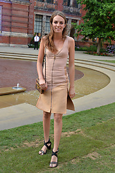 Lady Violet Manners at the V&A Summer Party 2017 held at the Victoria & Albert Museum, London England. 21 June 2017.<br /> Photo by Dominic O'Neill/SilverHub 0203 174 1069 sales@silverhubmedia.com