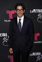 Marcos Santana, President of Telemundo Global Studios and showrunner of La Reina Del Sur Season 2 at La Reina Del Sur Season 2 Hollywood Premiere on April 09, 2019 in Hollywood, CA, United States (Photo by Jc Olivera for Telemundo)