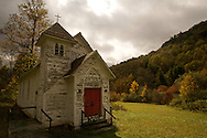 St Matthews Church, which rests along Hwy 149 S near Todd, North Carolina