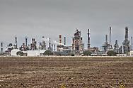 Shell refinery in Convernt, LA
