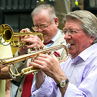 Tim Wacher Jazz Band June 2016